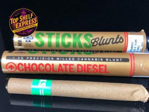 Sticks – CHOCOLATE DIESEL : Blunt 1.5g
