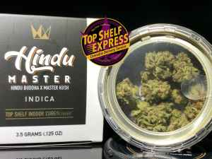West Coast Cure – HINDU MASTER : Flower Can 3.5g