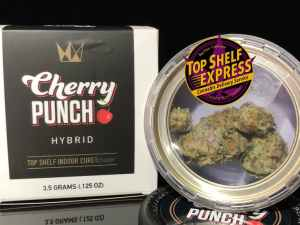 West Coast Cure – CHERRY PUNCH : Flower 3.5g Can