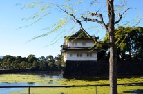 guard tower of the imperial palace