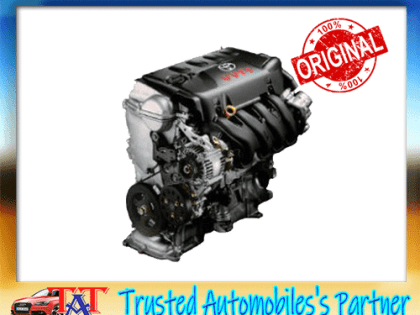 Reconditioned Car Engine