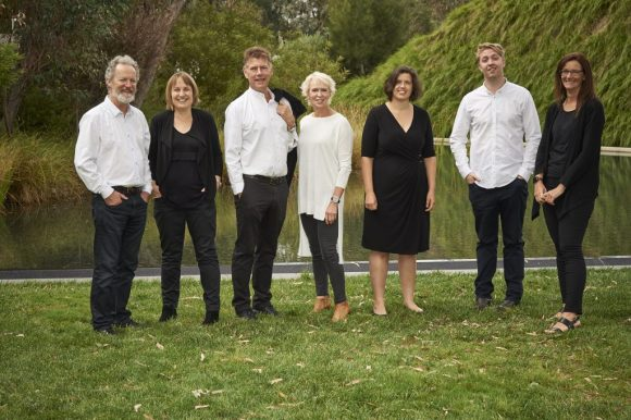 TT Architecture Office staff photograph