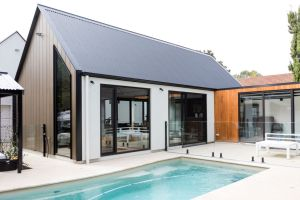 Scandi House- pool