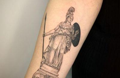Tiare Tattoo