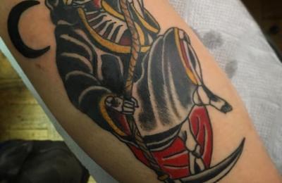 Suricata Tattoo