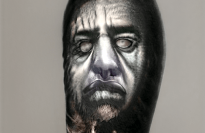 Horror Tattoos generated by AI