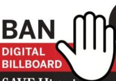Our State Senator, Andy Dinniman, States his Opinion of Digital Billboards