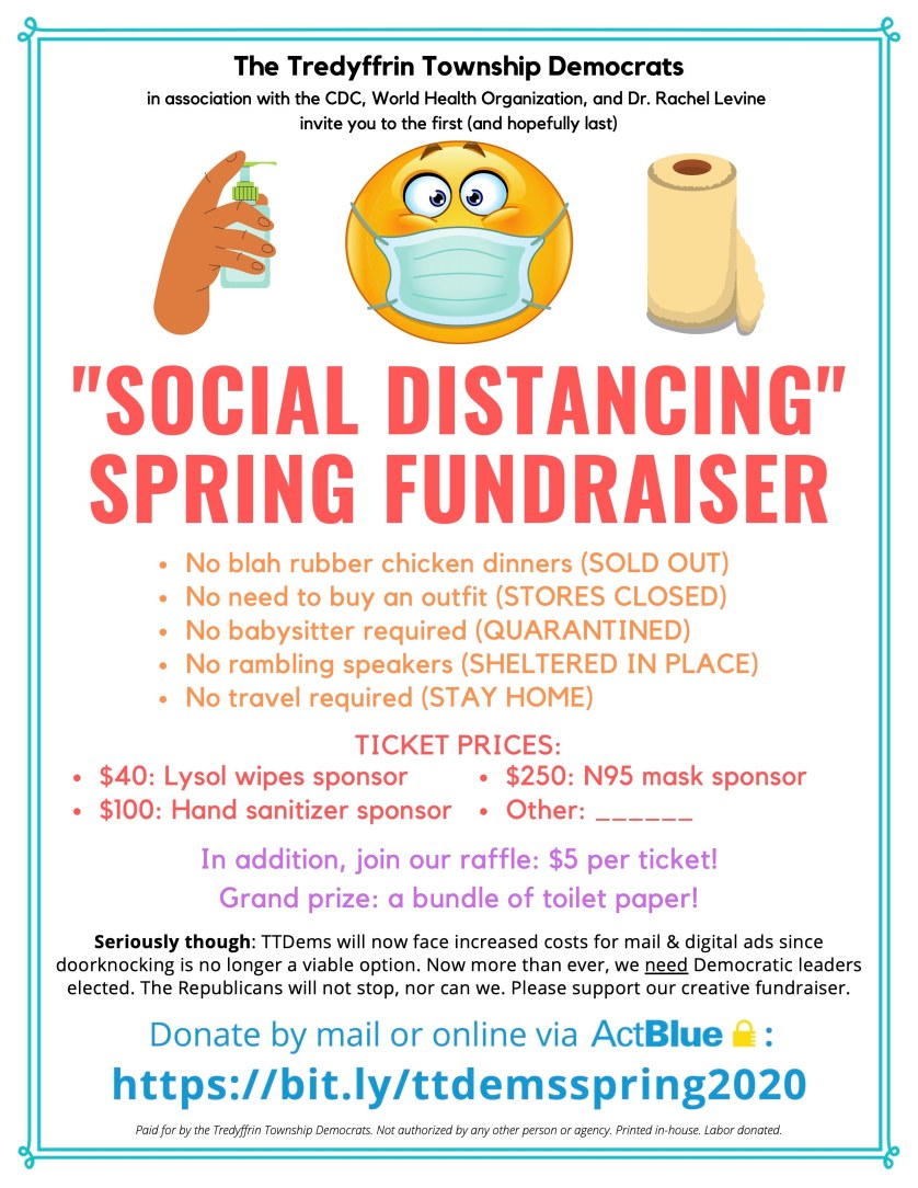 Spring Fundraiser image