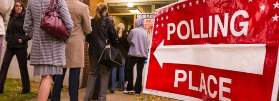 Polling Place Changes for June Primary