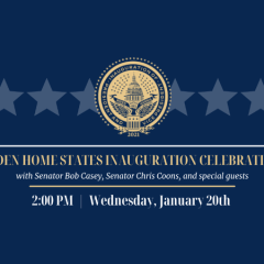 Home States Inauguration Event