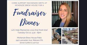 Fundraiser Dinner Mackenzie Smith District Judge @ McKenzie Brew House Patio