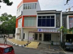 New Building of Pusat Hemodialisis Desa Aman Puri