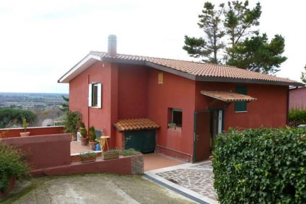 Villa unifamiliare panoramica