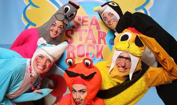 seastar-rock