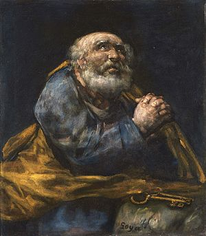Francisco_José_de_Goya_-_The_Repentant_St._Peter_-_Google_Art_Project