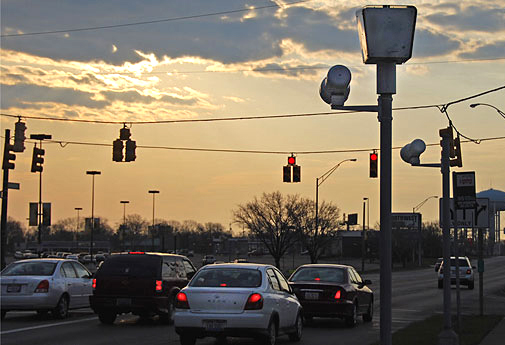 Red Light Cameras Texas