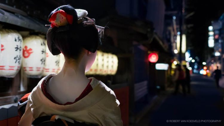 from Seeing Geiko - Kyoto