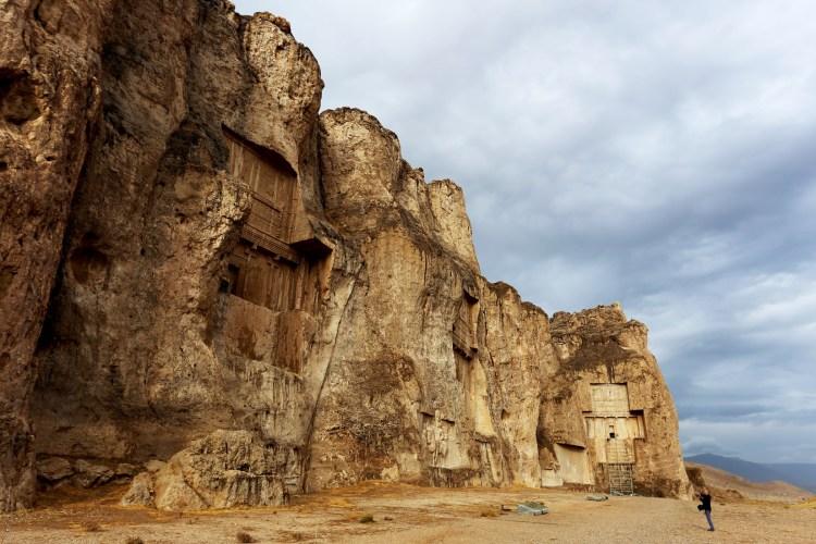The Necropolis, Naqsh e Rustam, Iran