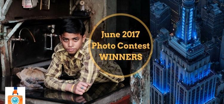 June 2017 Photo Contest Winners