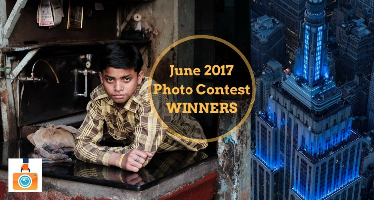 June 2017 Photo Contest Winners