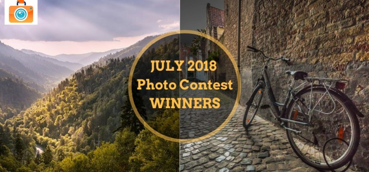 July 2018 Photo Contest Winners