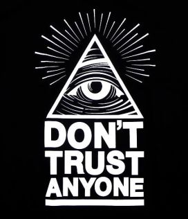 ALL-SEEING-EYE TRUST-NOBODY