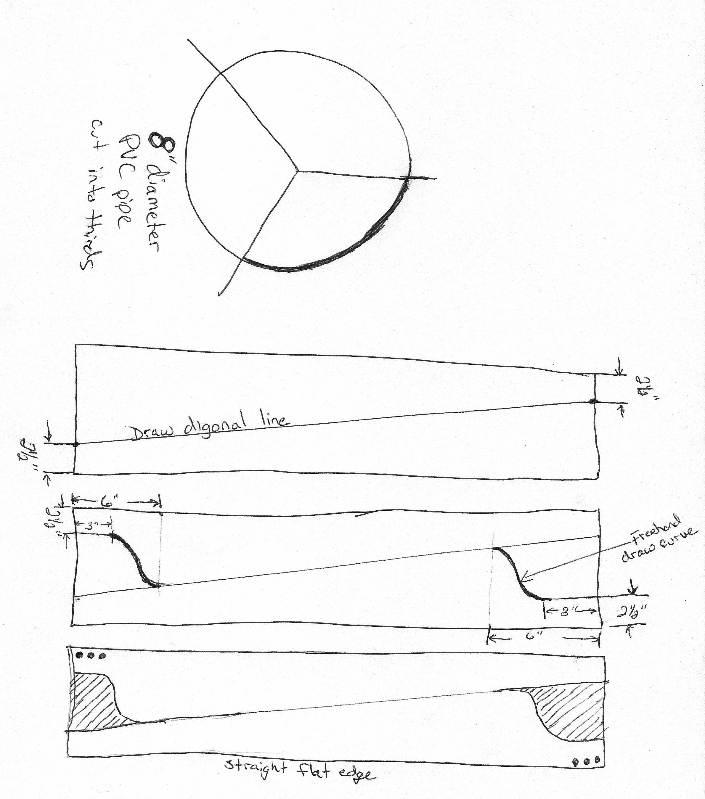 Jib Energy Wind Turbine Blade Design Drawing Guide