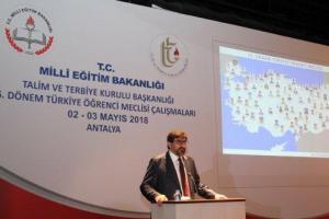 15. Dönem Türkiye Öğrenci Meclisi Çalışmaları