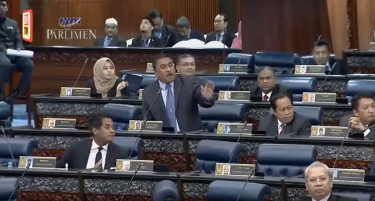 (Video) Dewan Rakyat Kecoh seperti pasar ikan lagi!