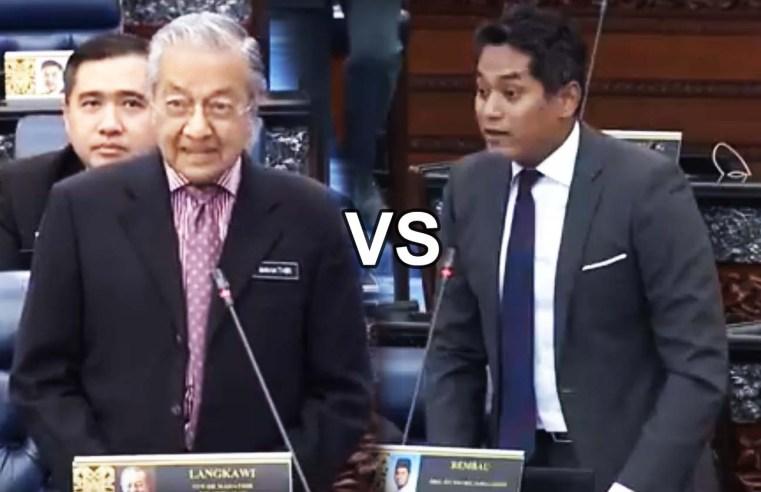 """(Video)""""Manifesto sukar laksana sbb rintangan undang2 lama & pegawai bermasalah"""" – PM."""