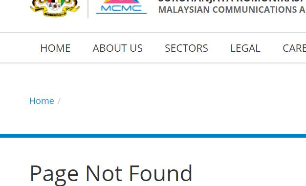 """SKMM padam pdf """"Bahasa Terlarang"""" dari laman web rasmi  Ini backup"""