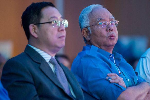 "Najib troll Guan Eng: ""Beku kenaikan kadar tol, PH tiru BN!"""