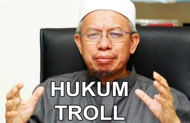 Troll menyalahi syarak: HARAM. Troll sekadar sindiran nasihat: TIDAK MENGAPA – Mufti WP