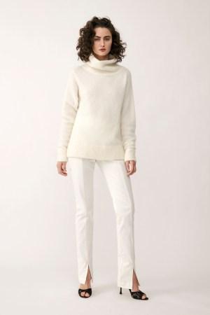 Stylein - Elbe Sweater - White - Front