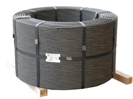 TTM bonded wire strand