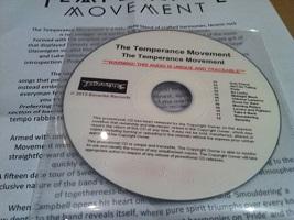 """The promo CD wasn't the """"true"""" promo CD"""