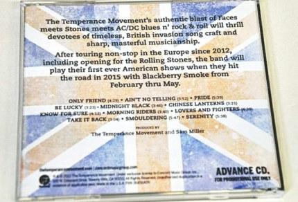 TTM US advance CD