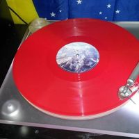 TTM Red Vinyl