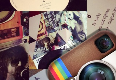 I'm now on Instagram !
