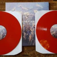 The famous red vinyl