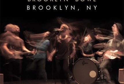 New bootleg : Brooklyn Bowl from 19 september 2016
