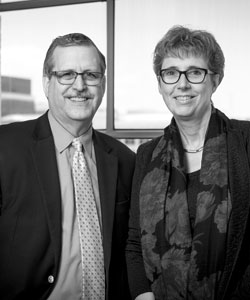 Steven Hagen & Yvonnen de Wolff