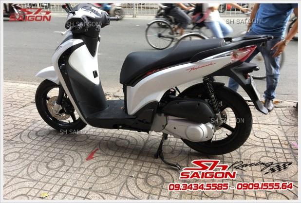 Xe SH VN 125i 150i độ dàn áo sh ý v3 cực đẹp giá hợp lý uy tín tại SG