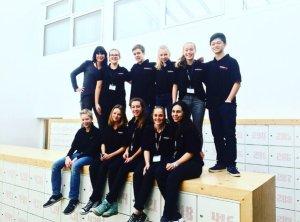 PR Team TTO 2015-2016