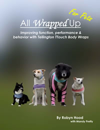 Booklet describing how to use the Tellington TTouch Bodywraps for your dogs and cats