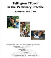 Using TTouch on horses, cats, and dogs in the veterinary practice.