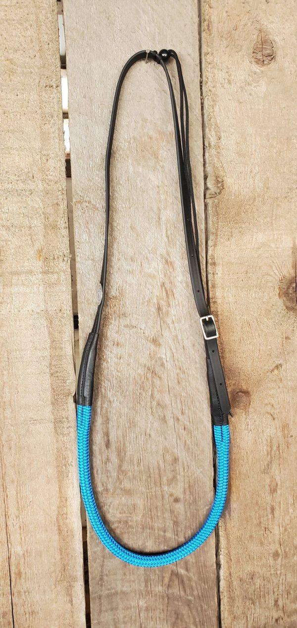Sky Blue TTouch Balance Rein for Horses