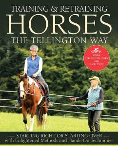Cover of Training and Retraining horses the Tellington Way