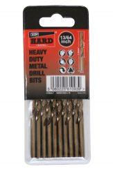 TTP HARD1364x10 10x136422 TTP HARD Cobalt drill bits Imperial drill bits  e1538754228829 - Imperial sizes HARD cobalt drill bits