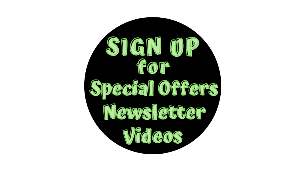 Newsletter sign up - Homepage